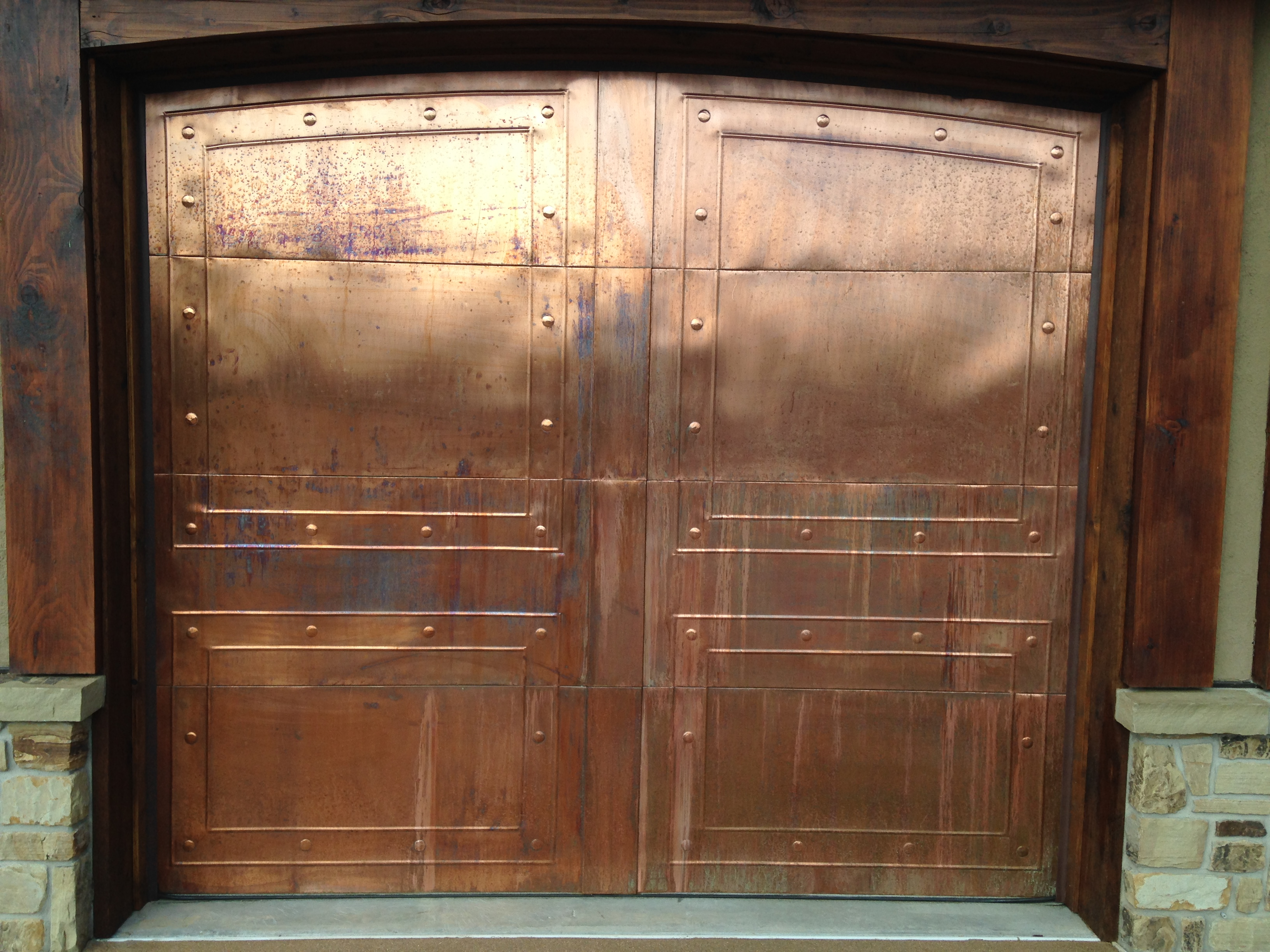 Custom Garage Doors Wichita Albert S Custom Door