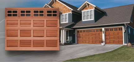 Clopay Doors3-garage doors wichita-residential garage doors-overhead doors-Alberts Custom Door Company-Wichita, KS