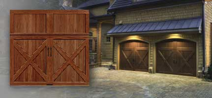 Clopay Doors111-garage doors wichita-residential garage doors-overhead doors-Alberts Custom Door Company-Wichita, KS