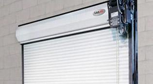 Rolling service door-garage doors-overhead doors-garage door openers-Albert's Custom Door Company-Wichita,KS