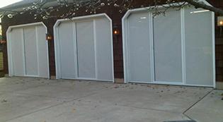 Lifestylescreens5-Lifestyle Screens-Garage Door Screens-Residential Garage Doors-Alberts Custom Door-Wichita, KS