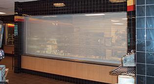 Commercial Rolling5-Security Grilles-Shutter-commercial garage doors-Albert's Custom Doors-Wichita, KS