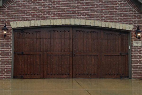 Custom garage doors8-garage doors wichita-overhead doors-garage door openers-Albert's Custom Door Company-Wichita,KS