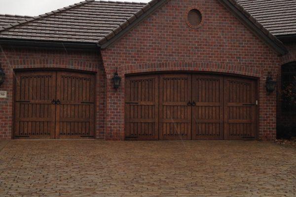Custom garage doors7-garage doors wichita-overhead doors-garage door openers-Albert's Custom Door Company-Wichita,KS