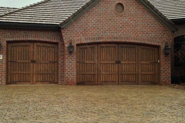 Custom garage doors6-garage doors wichita-overhead doors-garage door openers-Albert's Custom Door Company-Wichita,KS