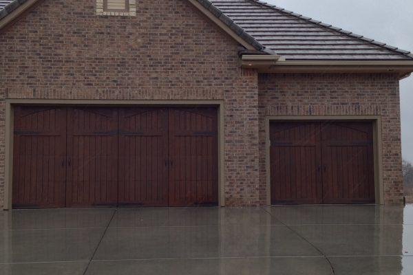 Custom garage doors5-garage doors wichita-overhead doors-garage door openers-Albert's Custom Door Company-Wichita,KS