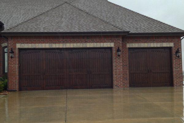 Custom garage doors4-garage doors wichita-overhead doors-garage door openers-Albert's Custom Door Company-Wichita,KS