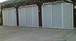 Lifestylescreens5-Lifestyle Screens-Garage Door Screens-Residential Garage Doors-Alberts Custom Door-Wichita, KS