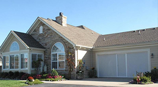 Lifestylescreens6-Lifestyle Screens-Garage Door Screens-Residential Garage Doors-Alberts Custom Door-Wichita, KS